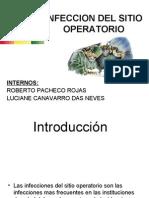 Infeccion Del Sitio Opera to Rio 1