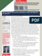 Use Bbed Resolve ORA-01189 Error - Maclean_Liu (Liu Bing) - Blog Park