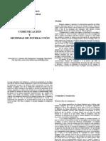 () Fernando Robles, Marcelo Arnold - Comunicación y sistemas de interacción
