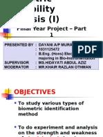 Biometric Feasibility Analysis3