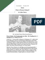EST Cult Founder Werner Erhard 2