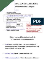 Safety LOPA