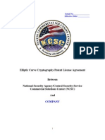 Elliptical Curve Crypto Sample_license