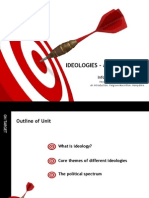 Ideologies an Introduction