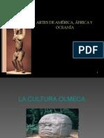 America Africa y Oceania