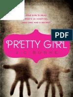 September Free Chapter - Pretty Girl by J.C. Burke