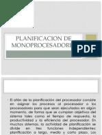 Planificación de procesos mayo 2013