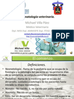 Neonatología veterinaria
