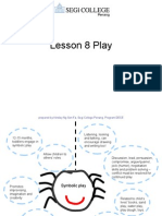 Lesson 8 Play