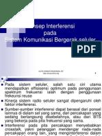 Interferensi Seluler