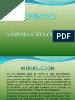 DIAPOSITIVAS LÁMPARAS