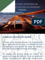 Concurso d Regional de Puentes de Madera