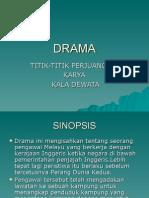 Drama Titik-Titik Perjuangan
