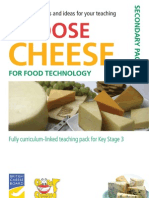 Choose Cheese Secondary Food Tech May 2011 Scribd 4