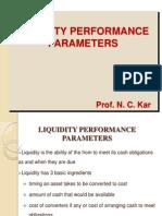 Liquidity Performance Measures