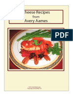 Cheese Recipes From Avery Aames Scribd 4