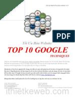 Google Top Secrets - Tieng Viet