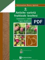 Frutti antichi - Antiche Varietà Lecchesi