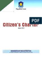 Citizens Charter - Membership Registration_june2013
