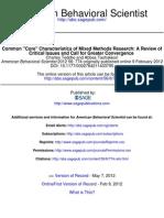 American Behavioral Scientist 2012 Teddlie 774 88