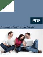 Developers Best Practices Tutorial