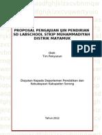 PROPOSAL SD LABSCHOOL STKIP.doc