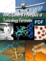IVMS General Principles of Toxicology Formative
