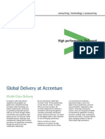 Accenture Global Delivery Network Services Overview