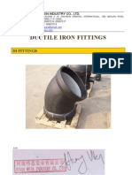 Di Pipe Fittings