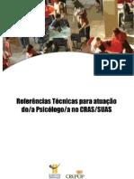 Referencias Tecnicas Para Atuacao Do(a) a No CRAS-SUAS