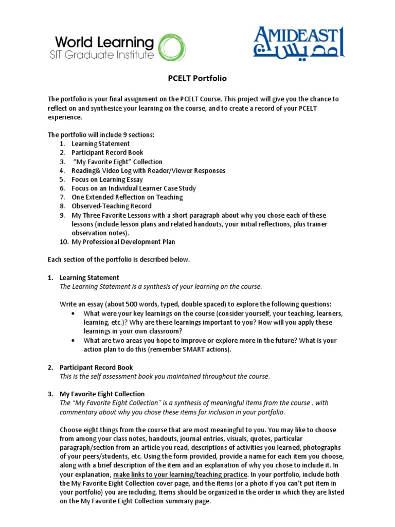 my plans for the future essay pcelt portfolio doc lesson plan  pcelt portfolio doc lesson plan