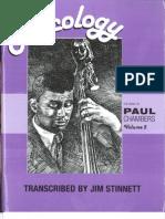 [Jim Stinnett] the Music of Paul Chambers Vol 2 Ar(Bookos.org)