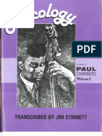 [Jim Stinnett] the Music of Paul Chambers Vol 2 Ar(Bookos.org)