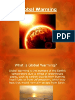global warming powerpoint presentation