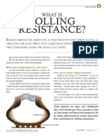 Rolling Resistance Explained