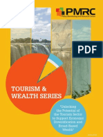 "PMRC Tourism  and Wealth Series -""Unlocking the Potential of the Tourism Sector to Support Economic Diversification and Broad-Based Wealth"""