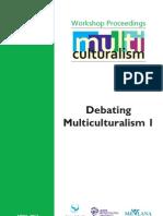 Debating Multiculturalism