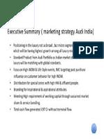 Audi Presentation1