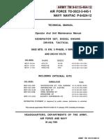 TM 9-6115-464-12  MEP-004A, MEP-103A, MEP-113A