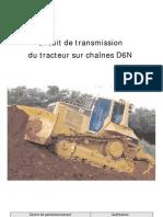 282 S - Le Circuit de Transmission Des D6N