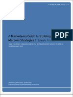 A Marketers Guide to Building Effective Marcom Strategies in Bleak Times