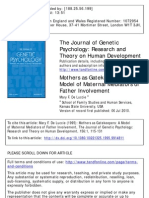 j of Genetic Psychology