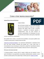 Como criar massa muscular.pdf