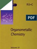 Royal Society of Chemistry Organometallic Chemis 048