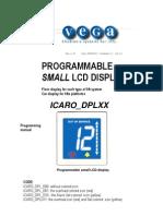[VEGA ENG]Manuale Icaro DIP-P Rev07 (7 Segment, ...)