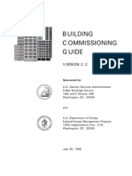 Building Commissioning Guide
