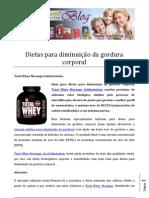 Dietas para diminuição da gordura corporal.pdf