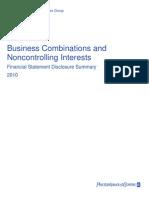 Bcom Disclosure Summary Final