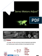 Servo Motors Adjust Spanish