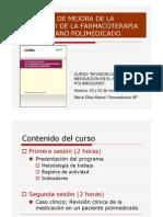 Sesion_curso Revision Medicacion Paciente Polimedicado